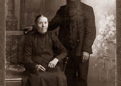 Johan Petteri ja Maria Kristiina Tiuraniemi