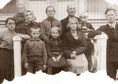 Tiuraniemen perhe
