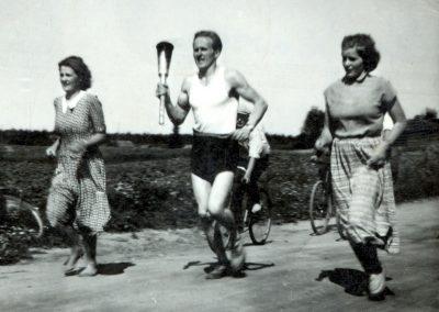 Olympiasoihtujuoksu 1952