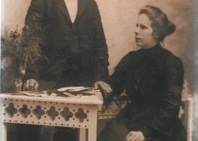 Hilda ja Heikki Oinas