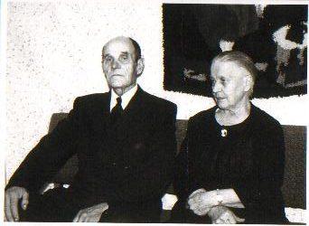 Iisak ja Elsa Tiuraniemi