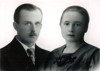 Leo ja Ida Tiuraniemi