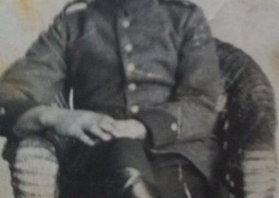 Ville Puro parikymmppisenä 1924